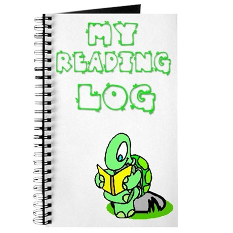 My Reading Log Notebook