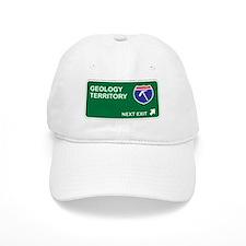 Geology Territory Baseball Cap