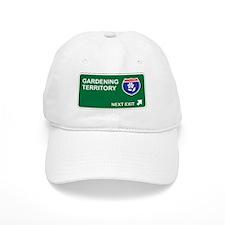 Gardening Territory Baseball Cap