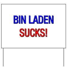Cool Bin laden Yard Sign