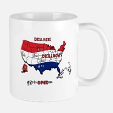 Cute Domestic drilling Mug