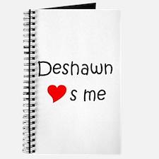 Cool Deshawn Journal