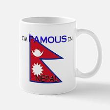 I'd Famous In NEPAL Mug