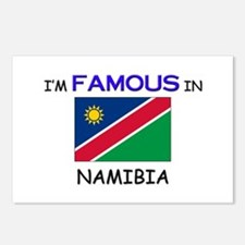 I'd Famous In NAMIBIA Postcards (Package of 8)