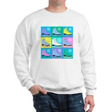 Frosty Colors Ice Skates Jumper