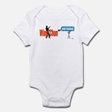 Wing Chun Infant Bodysuit