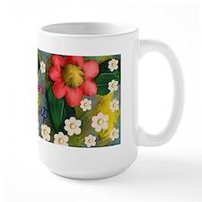 Debbie's Tea Cup Blossoms Coffee Mug