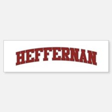 HEFFERNAN Design Bumper Bumper Bumper Sticker