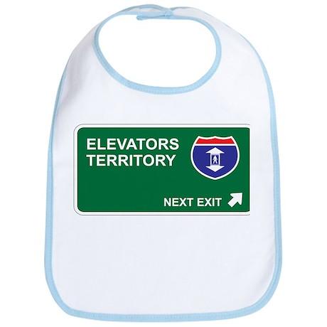Elevators Territory Bib
