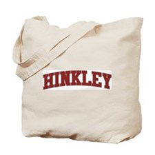 HINKLEY Design Tote Bag