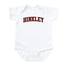 HINKLEY Design Infant Bodysuit
