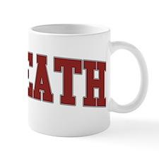 HEATH Design Small Mug