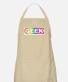 Other Gifts - Geek Rainbow BBQ Apron