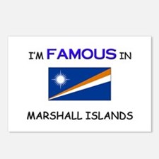 I'd Famous In MARSHALL ISLANDS Postcards (Package