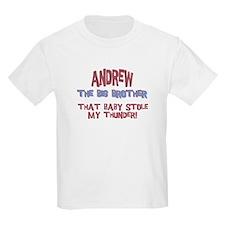 Andrew - Stole My Thunder T-Shirt