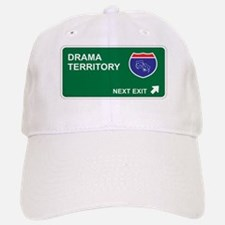 Drama Territory Baseball Baseball Cap