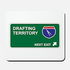 Drafting Territory Mousepad