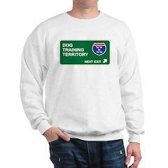 Dog, Training Territory Sweatshirt