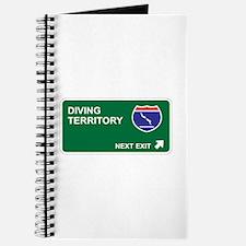 Diving Territory Journal