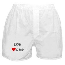 Don Boxer Shorts