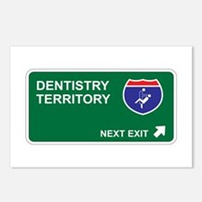 Dentistry Territory Postcards (Package of 8)