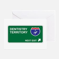 Dentistry Territory Greeting Card