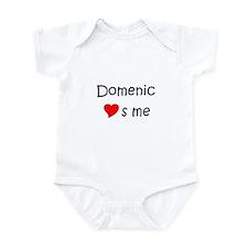 Love domenic Infant Bodysuit