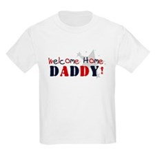Welcome Home Red/Blue T-Shirt