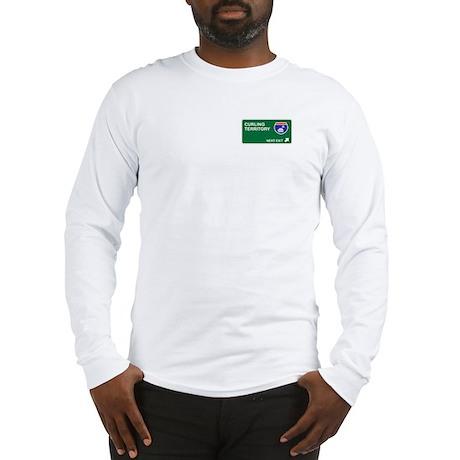 Curling Territory Long Sleeve T-Shirt