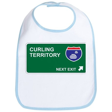 Curling Territory Bib