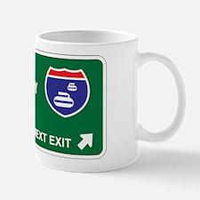 Curling Territory Mug