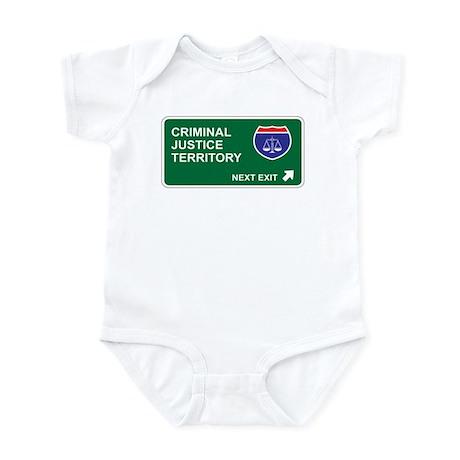 Criminal, Justice Territory Infant Bodysuit