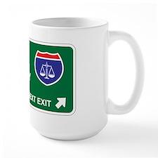 Criminal, Justice Territory Mug