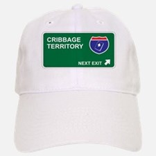 Cribbage Territory Baseball Baseball Cap