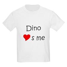 Unique Dino T-Shirt