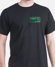 Counseling Territory T-Shirt