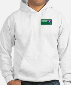Counseling Territory Jumper Hoody