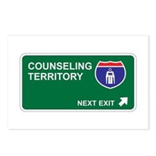 Counseling Territory Postcards (Package of 8)
