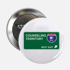 """Counseling Territory 2.25"""" Button"""