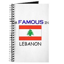 I'd Famous In LEBANON Journal