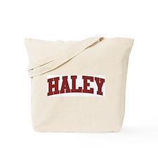 HALEY Design Tote Bag