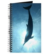Dolphin Silhouette Journal