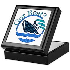 Got Boat? Keepsake Box