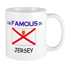 I'd Famous In JERSEY Mug