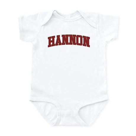 HANNON Design Infant Bodysuit