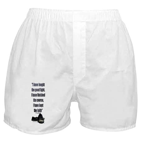 The Good Fight Boxer Shorts