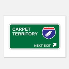 Carpet Territory Postcards (Package of 8)