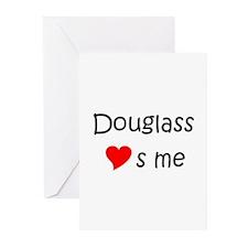 Douglass Greeting Cards (Pk of 10)