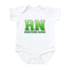 RN Grad Green Infant Bodysuit