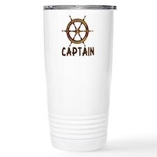 Captain Ceramic Travel Mug